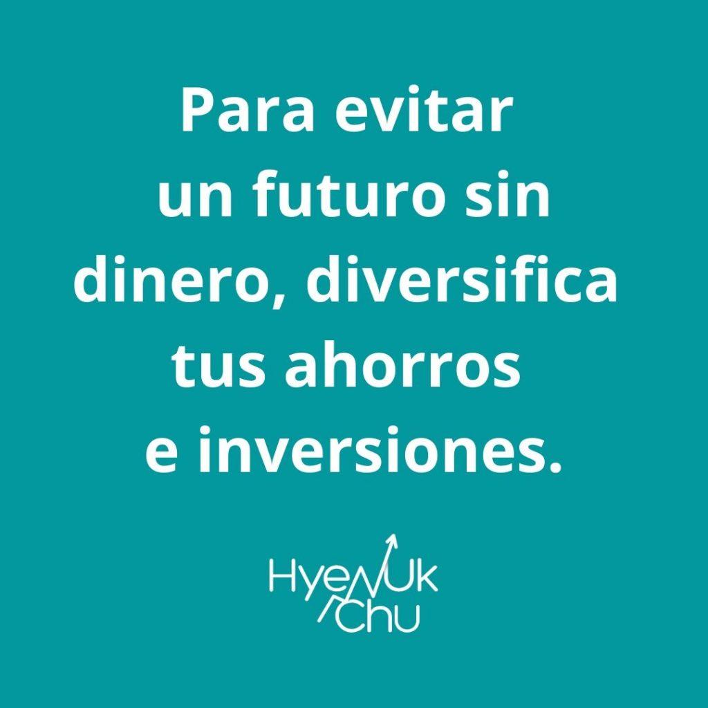 Evita un futuro sin dinero - Hyenuk Chu