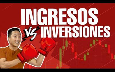 Ingresos VS Inversiones ¿No tienes Dinero para INVERTIR? – Aprende una GRAN ESTRATEGIA – Hyenuk Chu