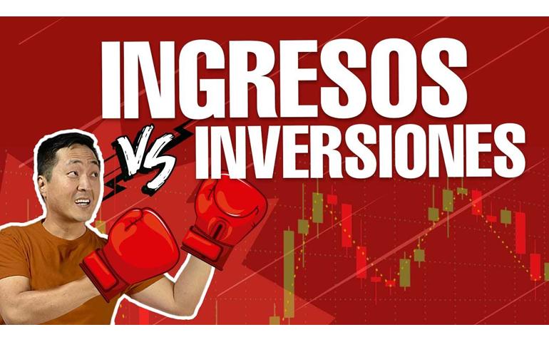 Ingresos VS Inversiones ¿No tienes Dinero para INVERTIR? - Aprende una GRAN ESTRATEGIA – Hyenuk Chu