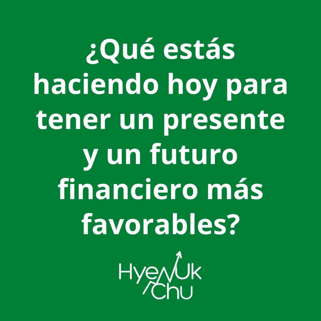 Tu futuro y las pensiones - Hyenuk Chu