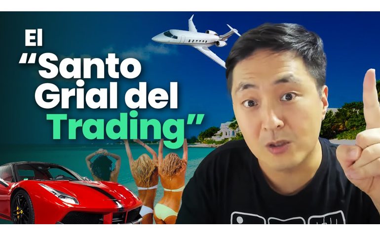 El Santo Grial del Trading... ¿Trading Para Vivir? – Hyenuk Chu