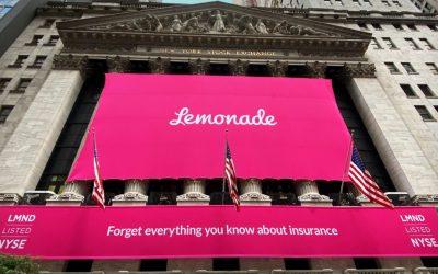 Lemonade: Jugosos Negocios De Seguros Que Llegan A La Bolsa De Valores – Hyenuk Chu