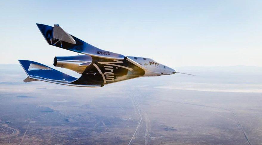 Enviar turistas al espacio es el reto del nuevo CEO de Virgin Galactic - Hyenuk Chu