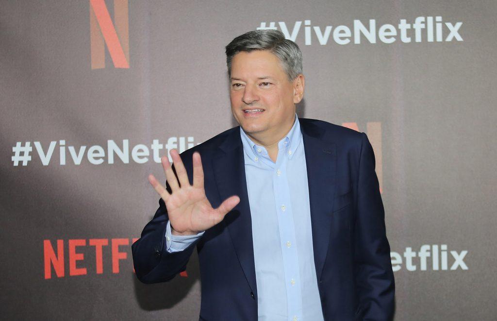 El nuevo co-CEO tiene un reto ante las proyecciones de Netflix - Hyenuk Chu