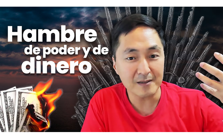 [VIDEO] Hambre de Poder y de Dinero – Hyenuk Chu