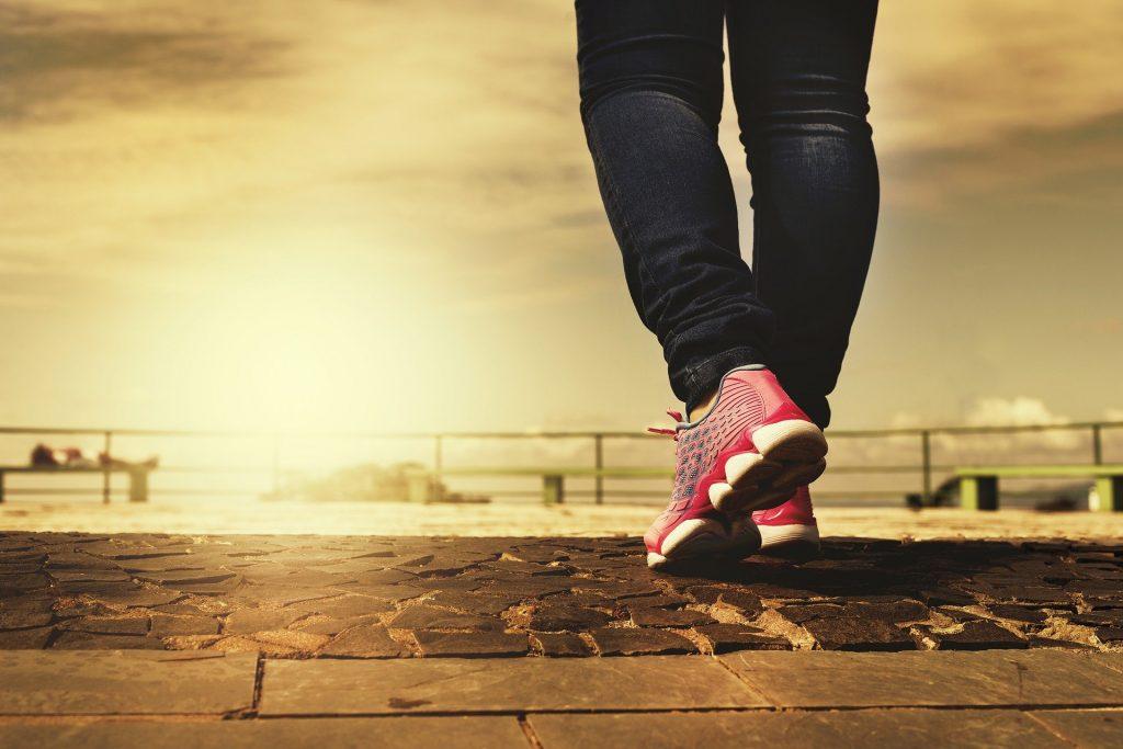 Para vivir mejor se recomienda caminar a diario - Hyenuk Chu