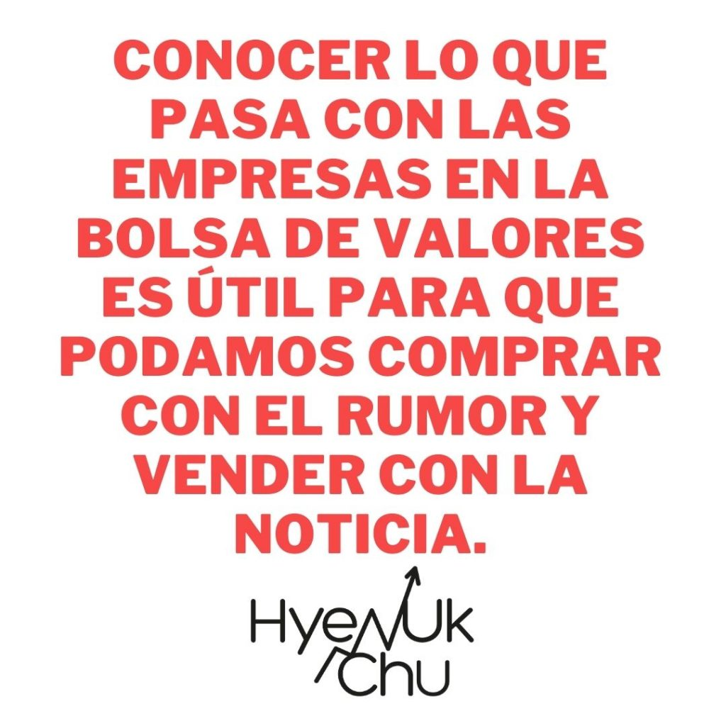 Dato sobre Amazon, Tesla y Salesforce - Hyenuk Chu