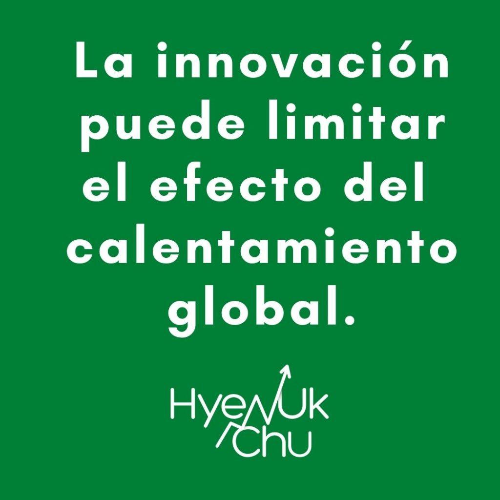 Clave sobre el cambio climático - Hyenuk Chu