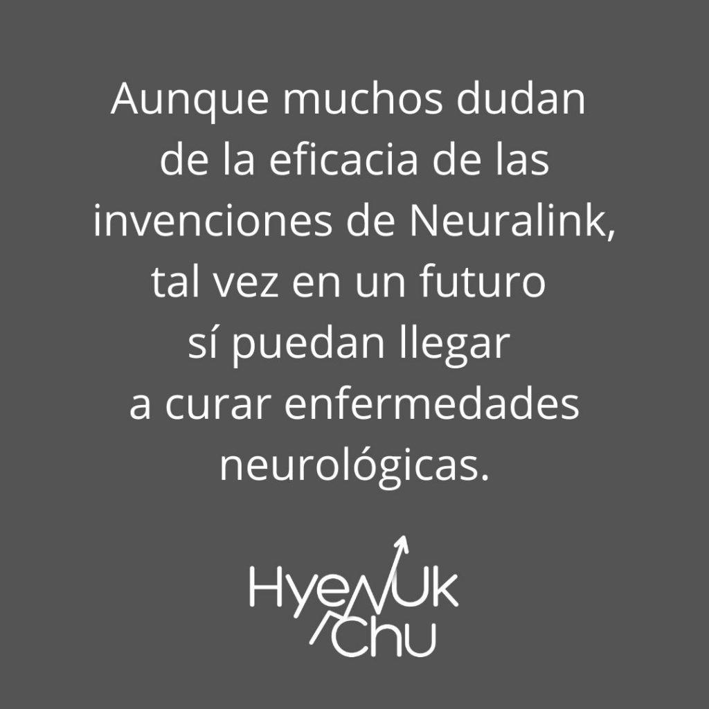 ¿Tiene futuro el chip de Neuralink? - Hyenuk Chu