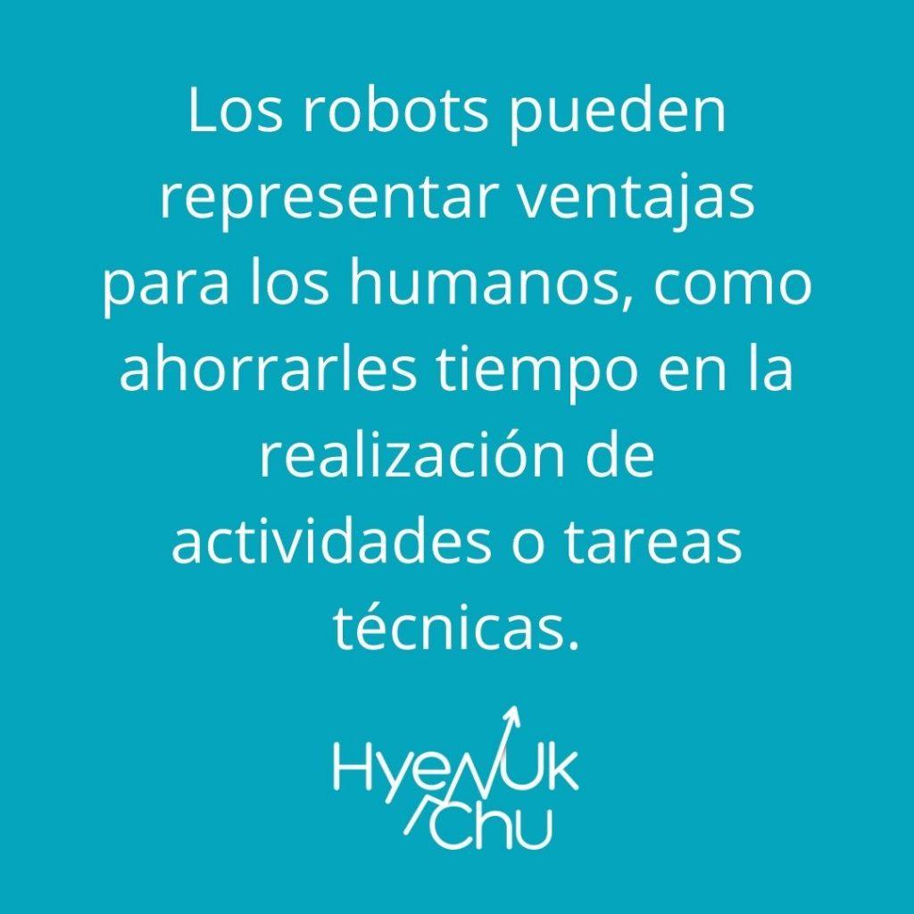 ¿Qué piensas de los robots? - Hyenuk Chu