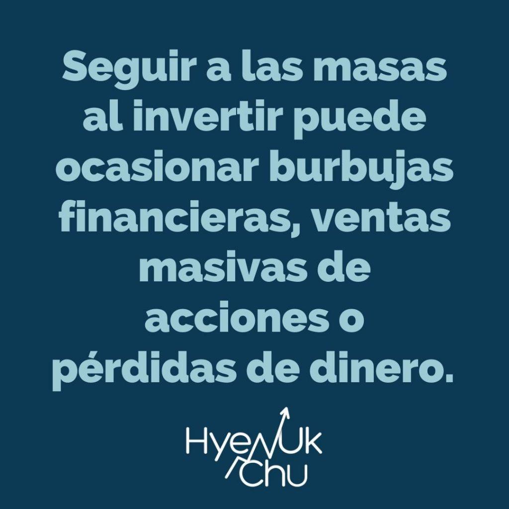 Inversiones y psicología de masas - Hyenuk Chu