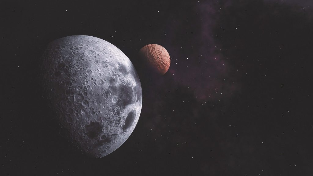 En el asteroide Psyche hay metales como hierro y nikel – Hyenuk Chu Foto: Pixabay