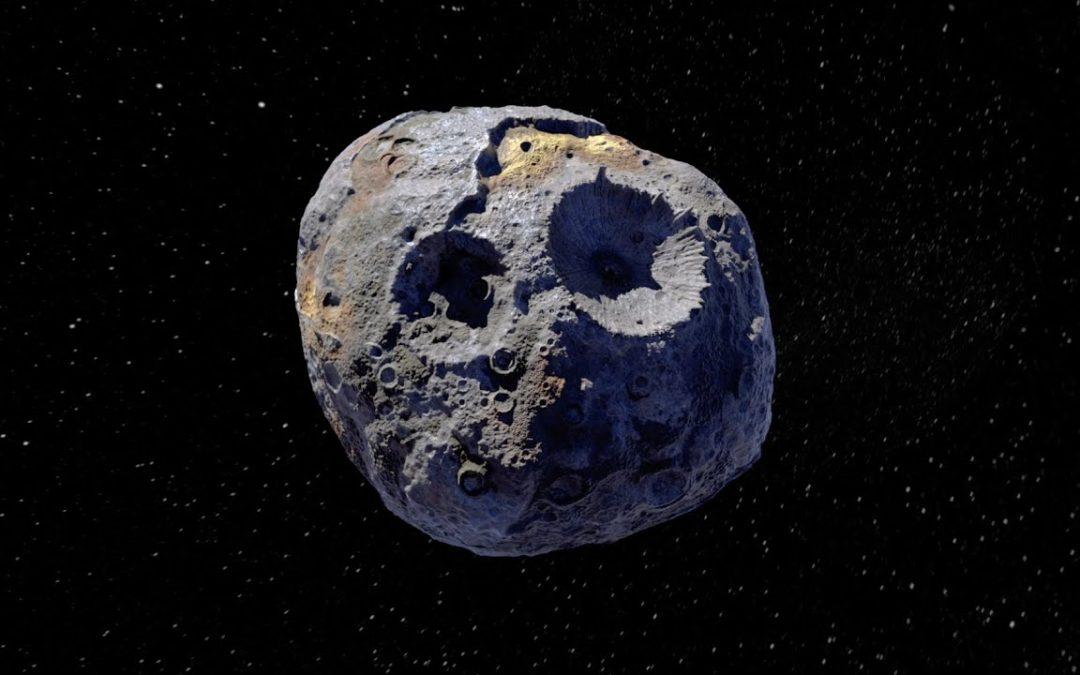 Asteroide Psyche en la mira de la NASA y de Spacex X, de Elon Musk – Hyenuk Chu Foto The Indian Press