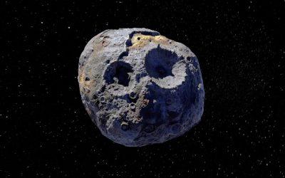 Asteroide Psyche: En La Mira De SpaceX De Elon Musk Y De La NASA – Hyenuk Chu