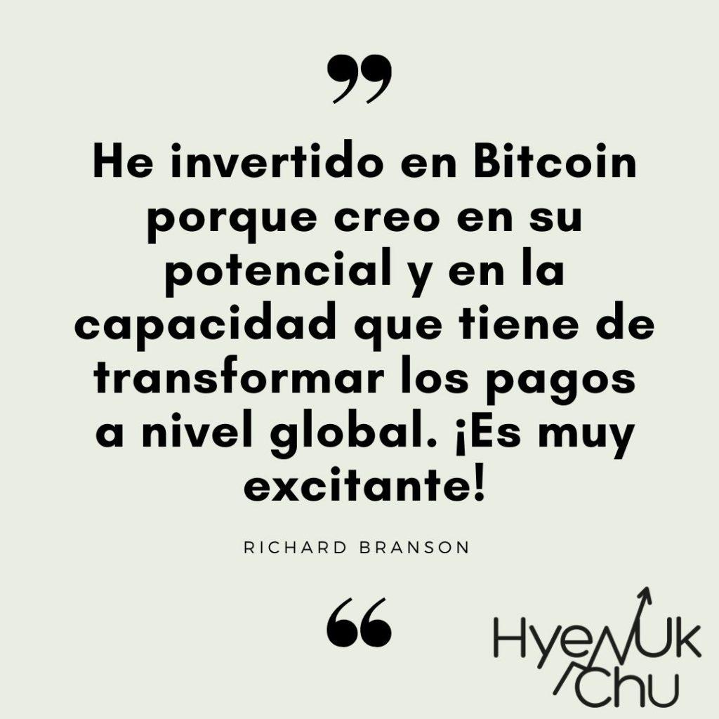 Bitcoin se está disparando, ¿Invertirás en ella? – Hyenuk Chu Foto: Pixabay