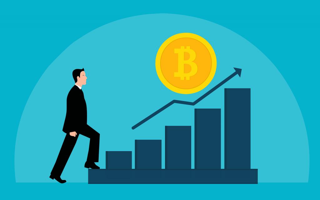 Por la pandemia, Bitcoin se está disparando – Hyenuk Chu Foto: Pixabay
