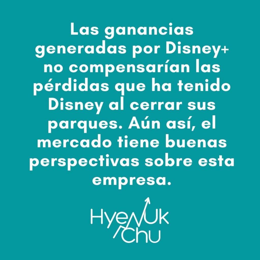 Un dato sobre el hecho de que Disney+ llegó a Latinoamérica – Hyenuk Chu