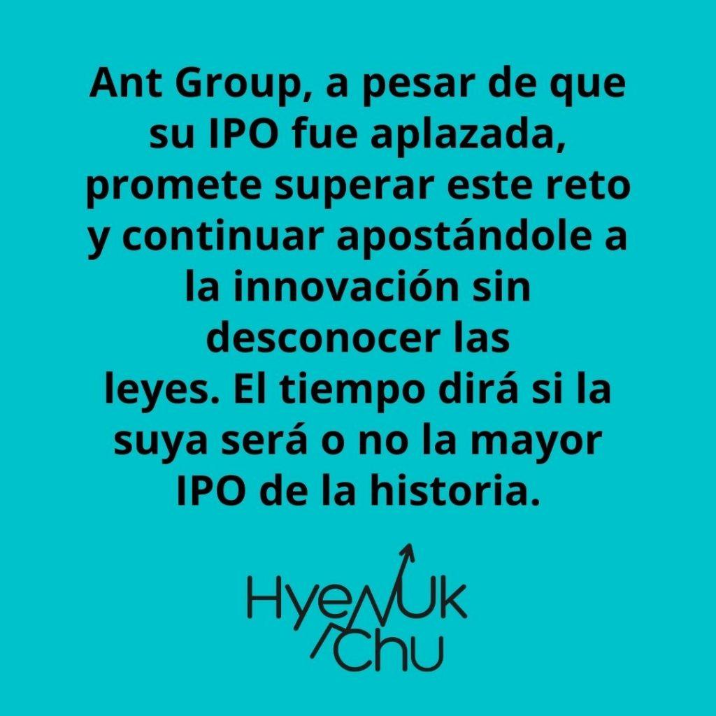 Dato sobre la IPO más grande de la historia – Hyenuk Chu