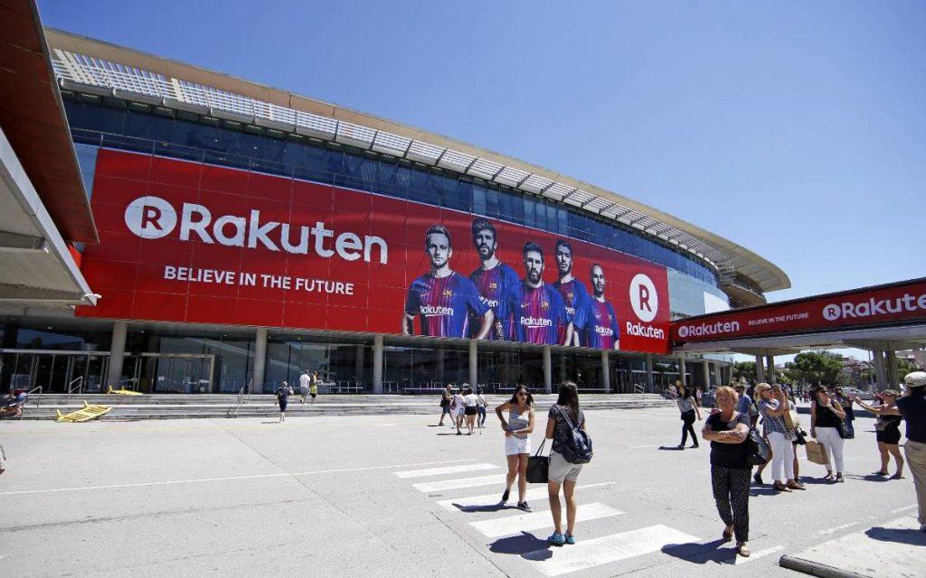 La historia sobre Rakuten y acciones de Walmart te interesa – Hyenuk Chu Foto: Barcelona Futbol Club