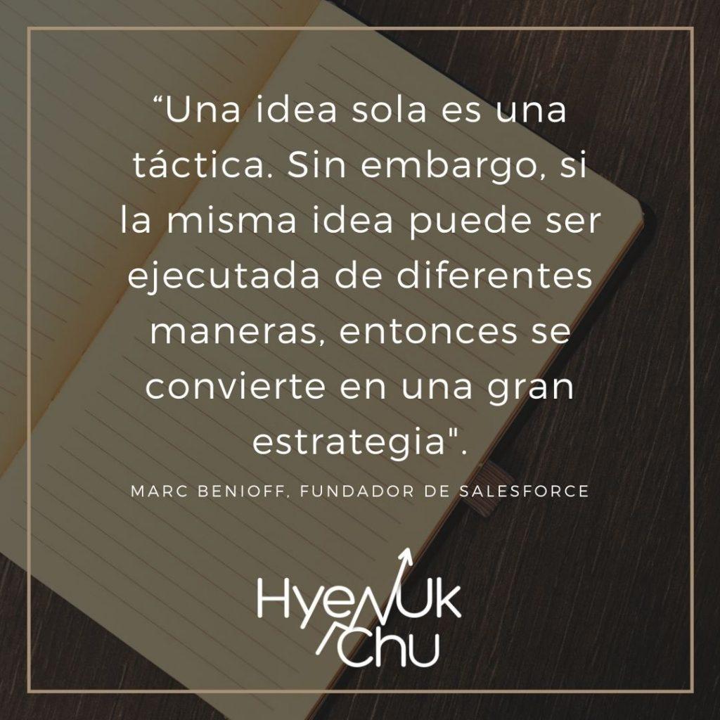 Tip sobre Salesforce e inversiones en Bolsa – Hyenuk Chu