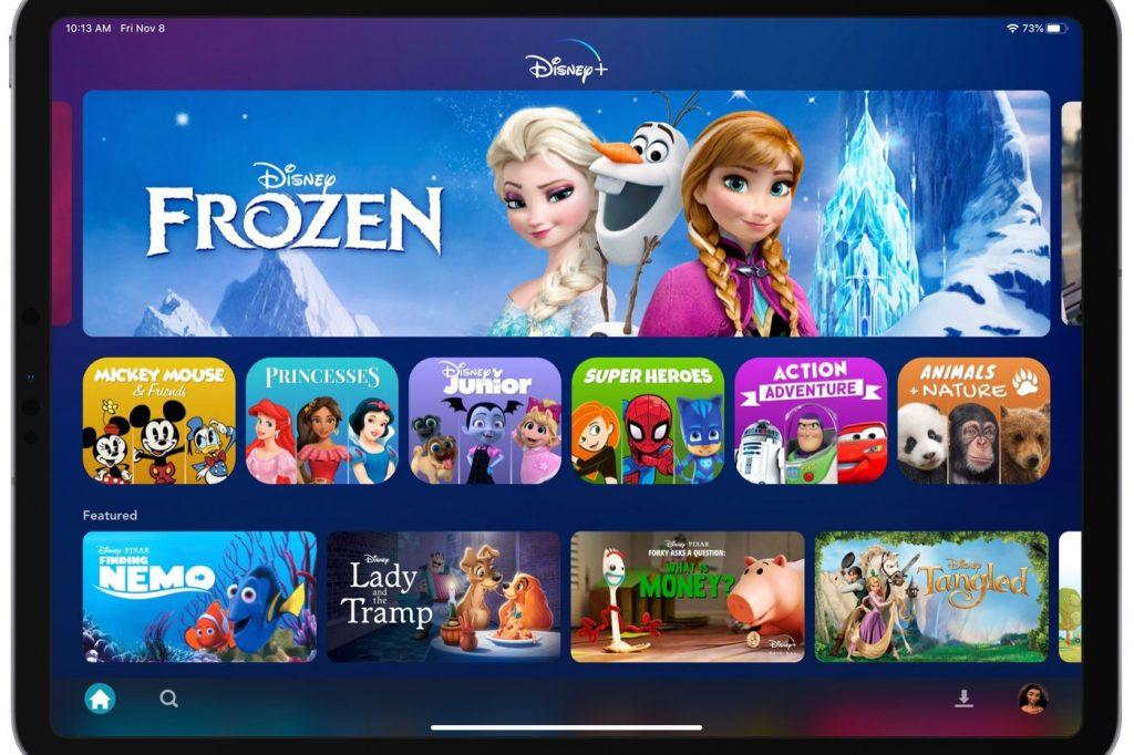 Disney+ es una de las grandes apuestas de Walt Disney – Hyenuk Chu Foto: The.verge.com