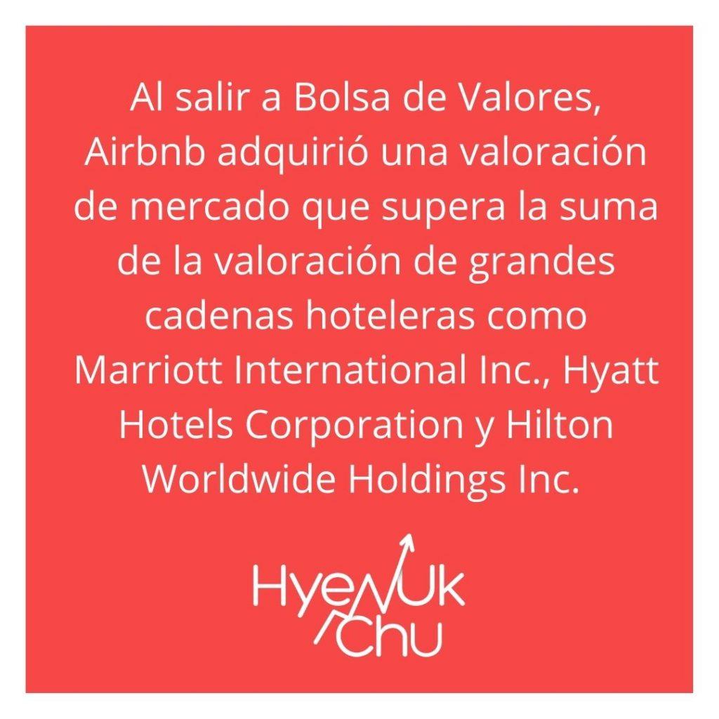 Aspecto clave sobre la IPO de Airbnb – Hyenuk Chu