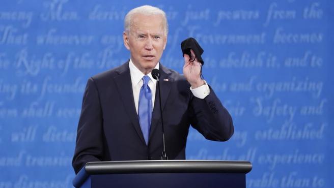 Joe Biden incide en que el balance de fin de año sea positivo – Hyenuk Chu Foto: 20 Minutos