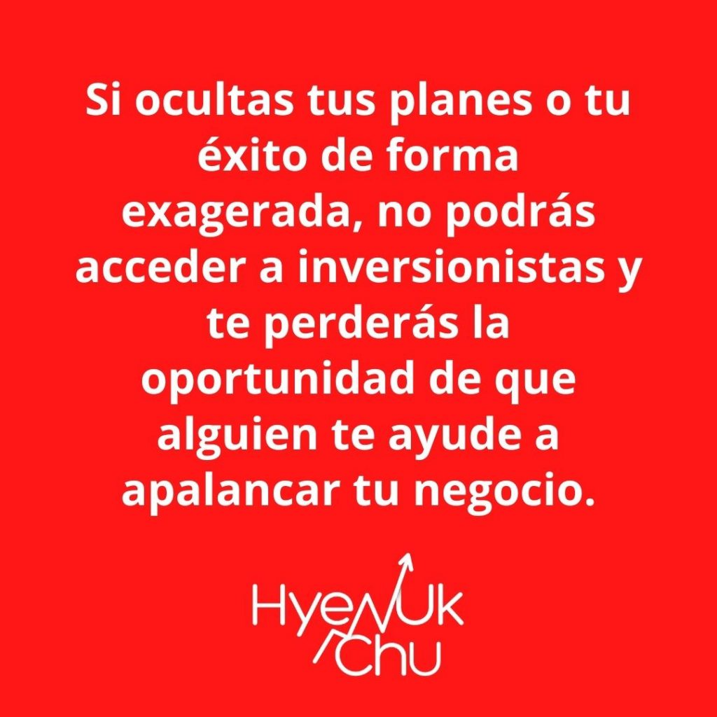 Esta es una de las respuestas sobre cómo tener éxito en la vida - Hyenuk Chu