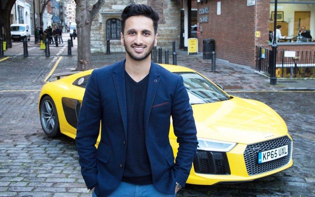 Cómo Tener Éxito En La Vida La Increíble Historia De Adnan Ebrahim – Hyenuk Chu Foto: BBC mundo