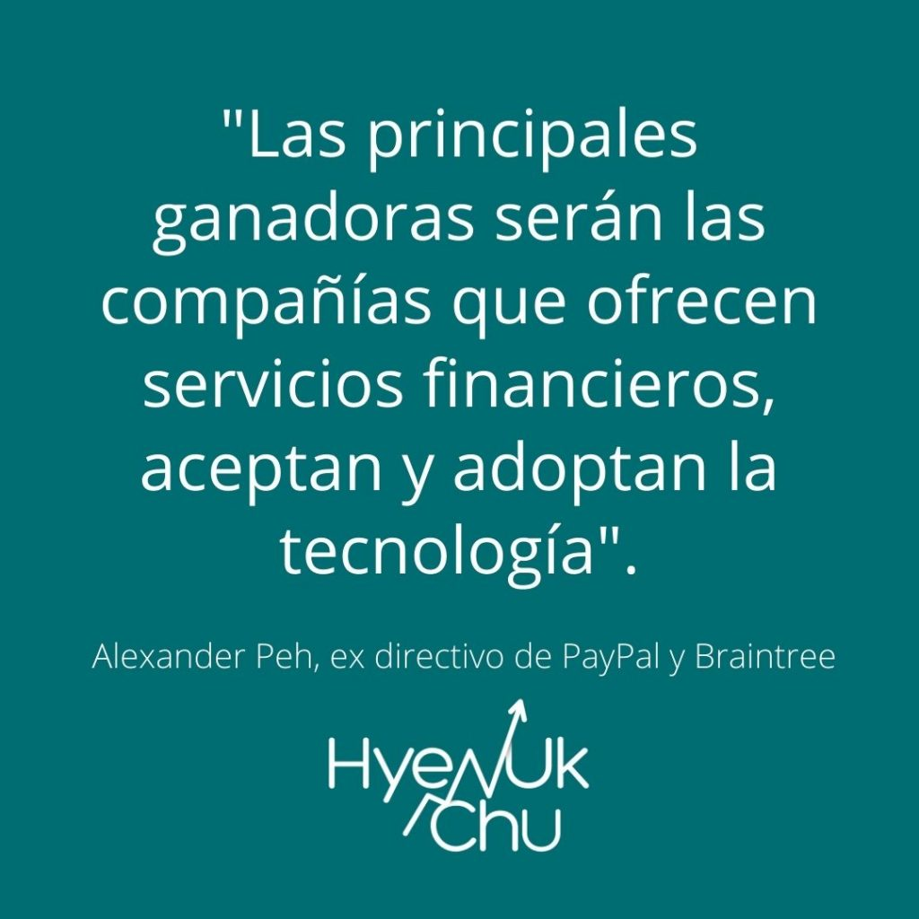 El futuro de Fintech como Google Plex – Hyenuk Chu