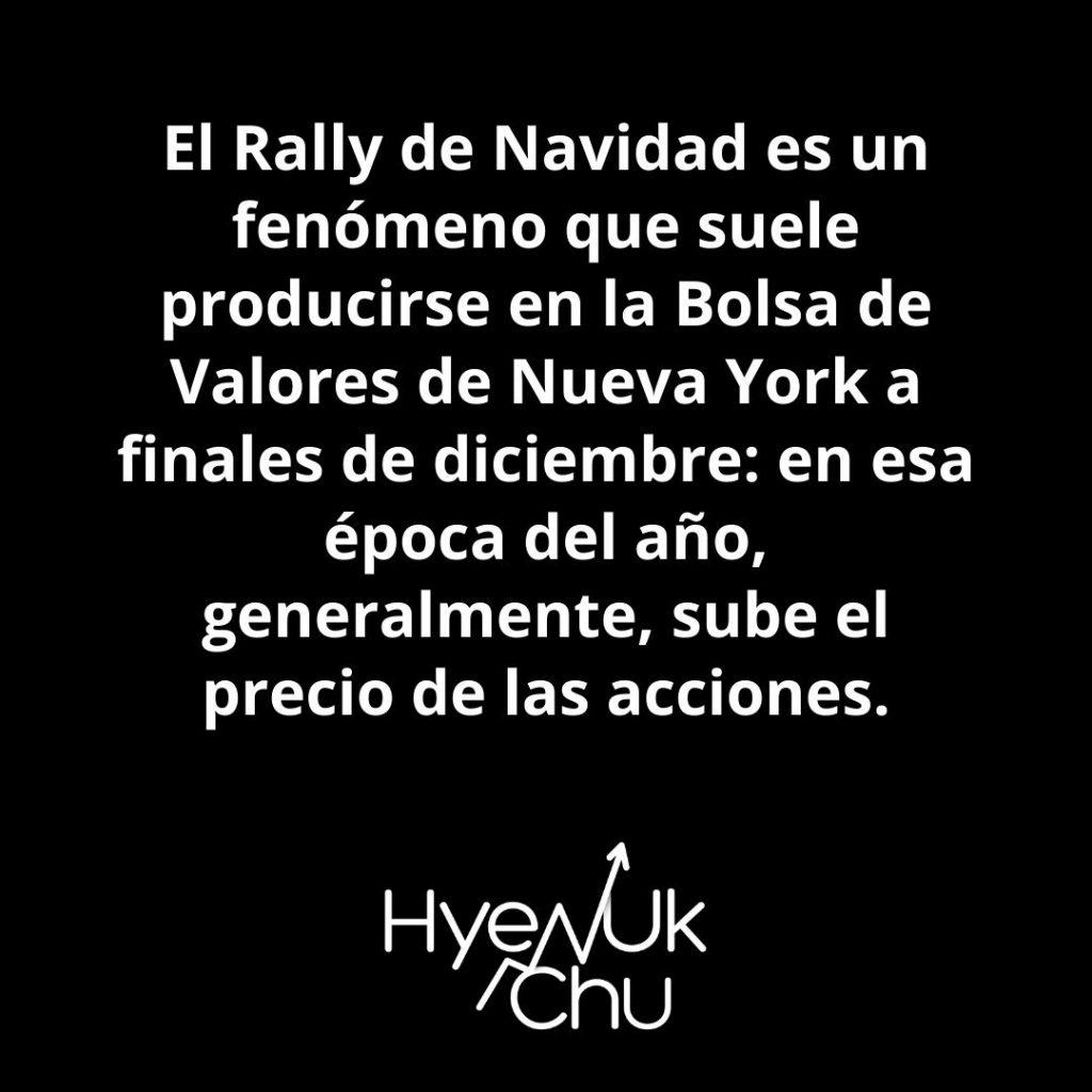 Definición de Rally De Navidad – Hyenuk Chu