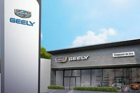 Por alianza con Geely se dispararon las acciones de Baidu – Hyenuk Chu Foto: autoindustriaya.com
