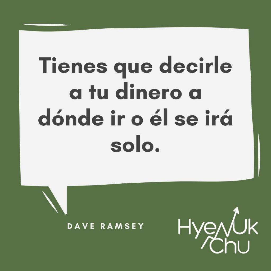 Esta es una de las enseñanzas de Early Bird – Hyenuk Chu
