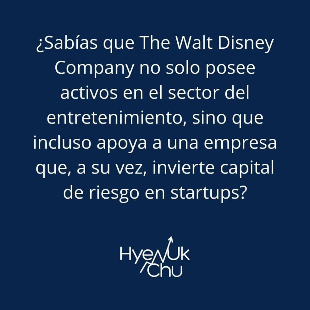 Máximos históricos de Disney y sus activos