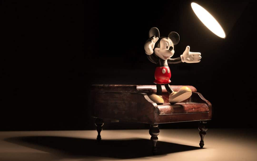 Máximos Históricos De Disney