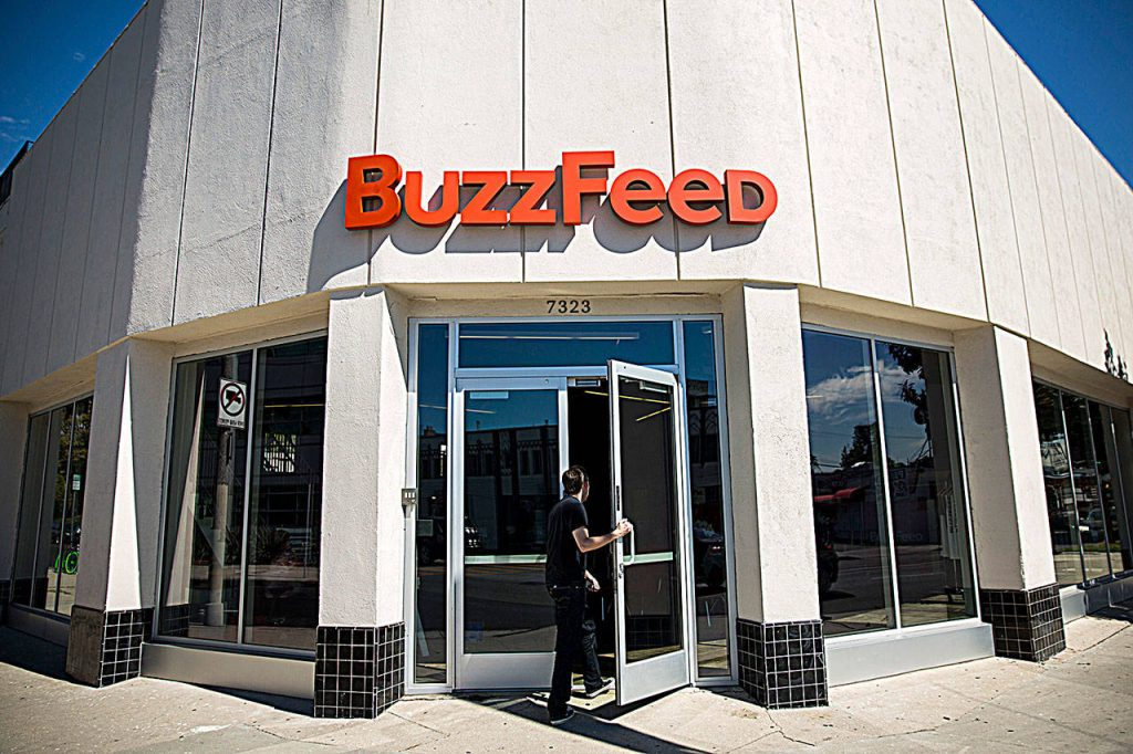 BuzzFeed sabe qué son los SPAC y busca aprovecharlos