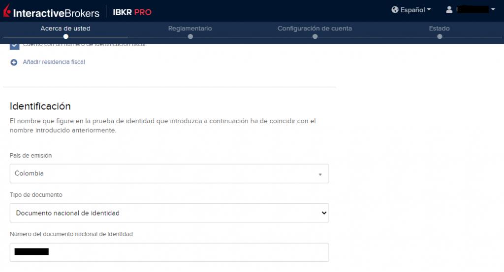 Cómo abrir una cuenta en InteractiveBrokers es tan sencillo como llenar un formulario