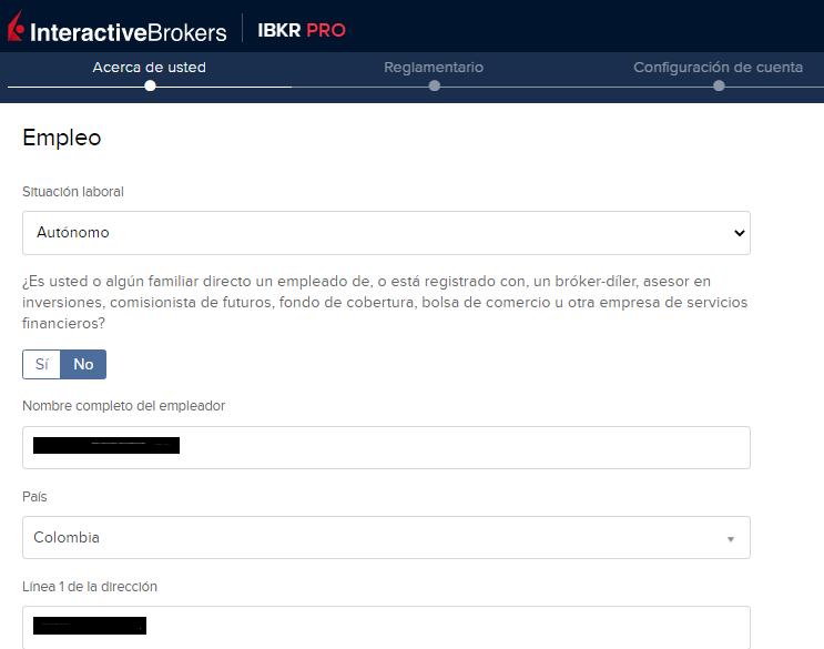 Todos se preguntan cómo abrir una cuenta en InteractiveBrokers