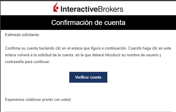 No solo hay que saber cómo abrir una cuenta en InteractiveBrokers, sino cómo fondearla