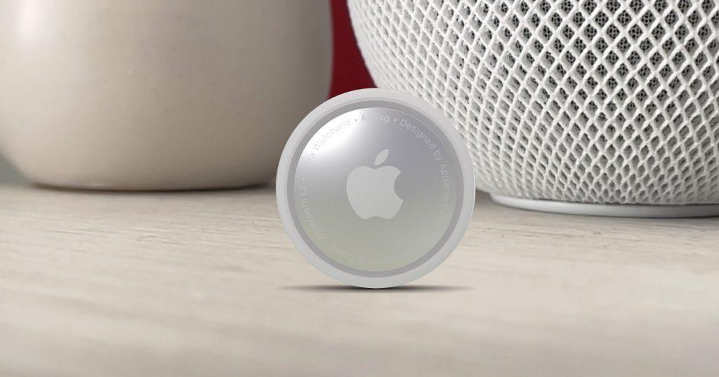 Los AirTags fueron presentados en el evento Apple