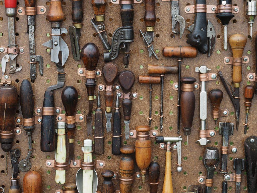 ¿Tienes una caja de herramientas para cuando estás agotado en el trading?