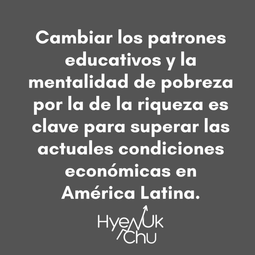¿Cómo superar la pobreza en América Latina?