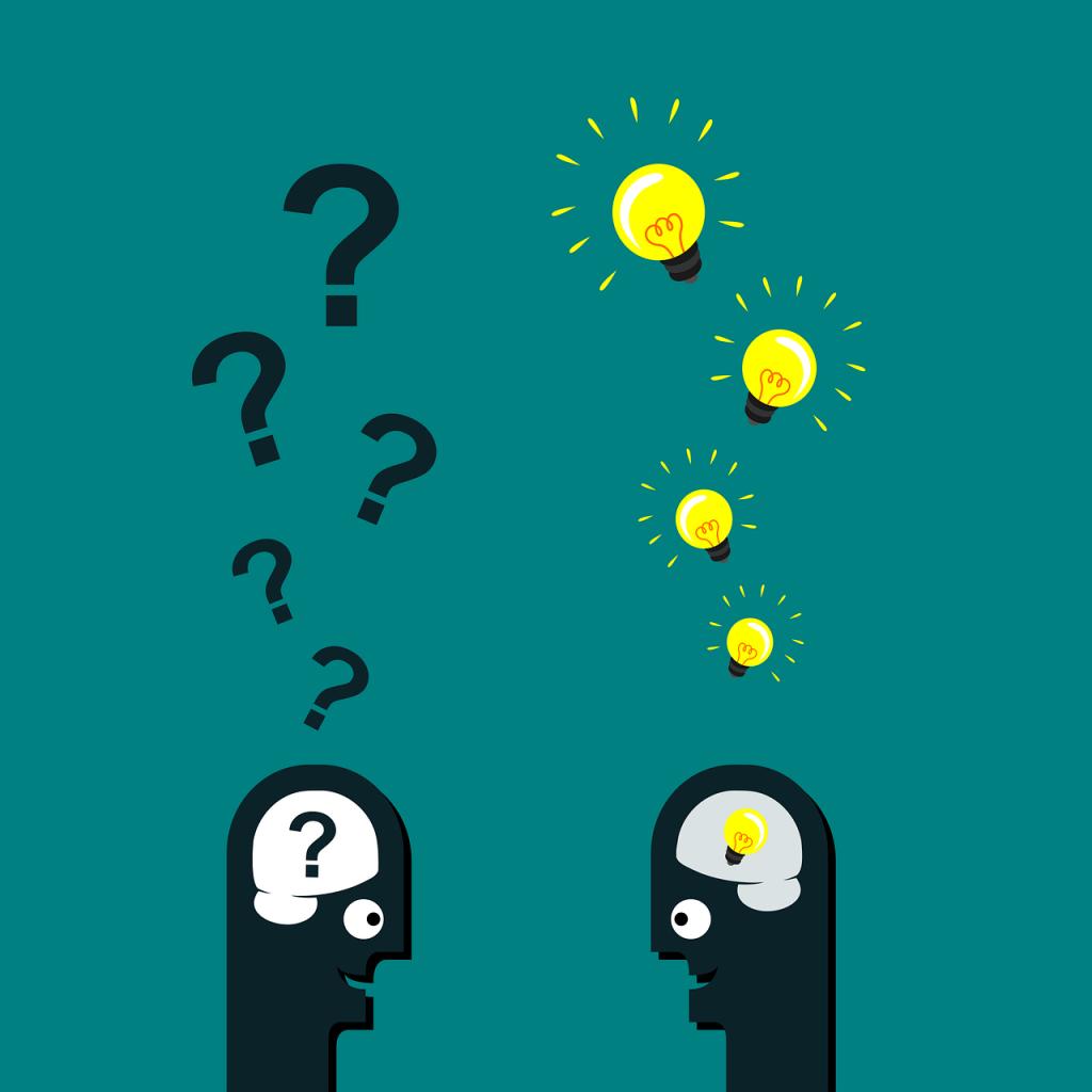 Para ser un buen inversor, hazte las preguntas correctas