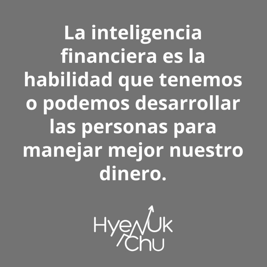 Definición de inteligencia financiera