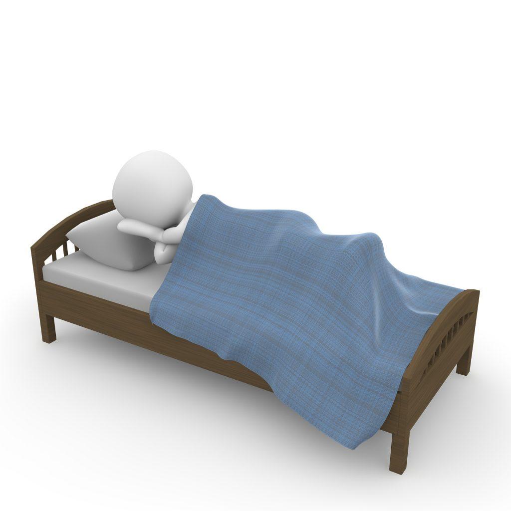 Cuando tienes inteligencia financiera puedes dormir tranquilo porque sabes que estás manejando bien tu dinero
