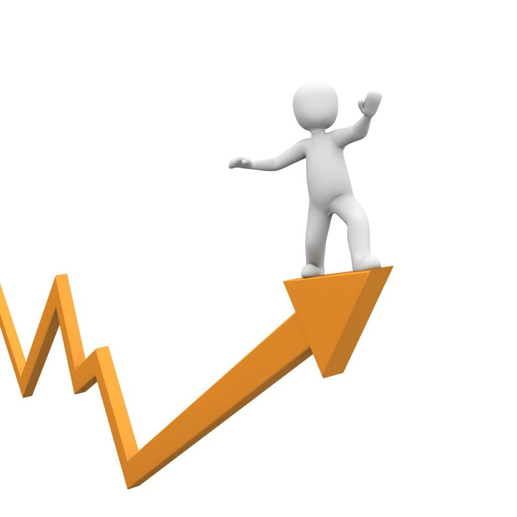 Con el análisis técnico trading puedes ver qué pasa con el precio de las acciones