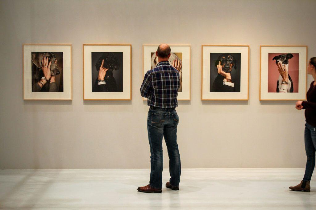Bolsa O Arte: ¿Cuál De Las Dos Es Más Rentable A La Hora De Invertir? Las Galerías Tienen La Respuesta - Hyenuk Chu Foto: Pixabay
