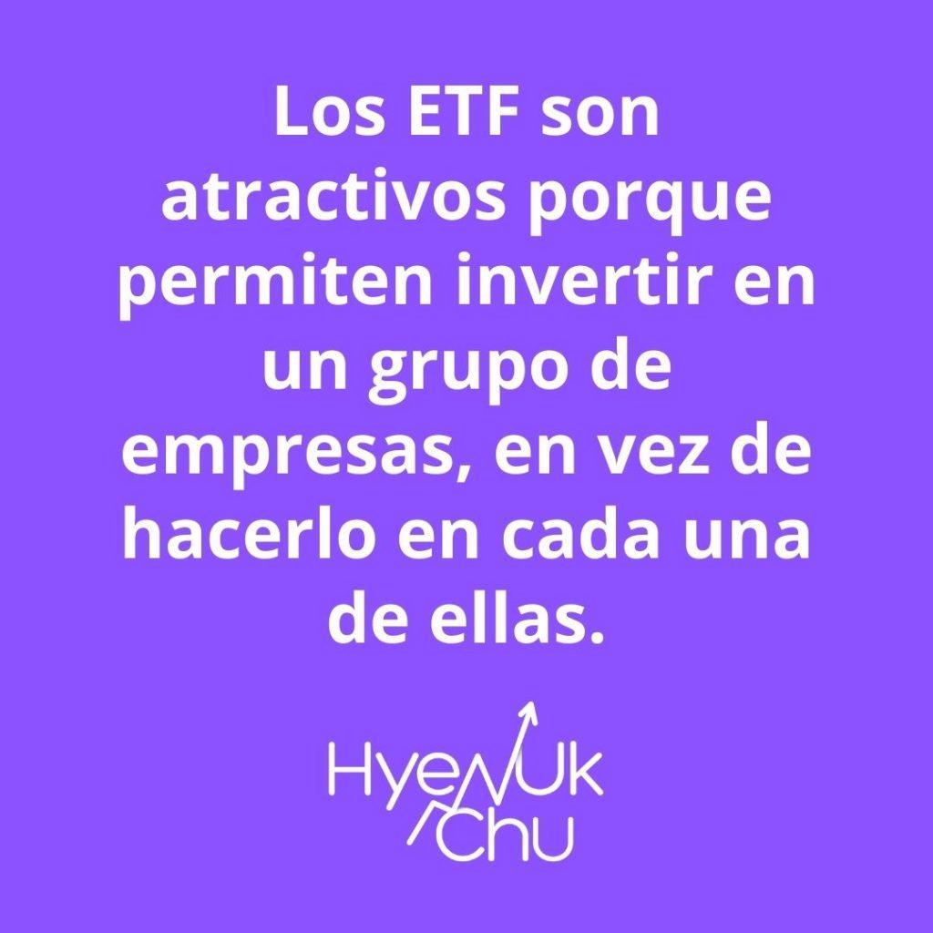 Dato sobre los ETF
