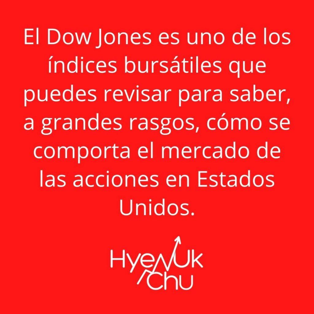 Recuerda esto sobre el Dow Jones