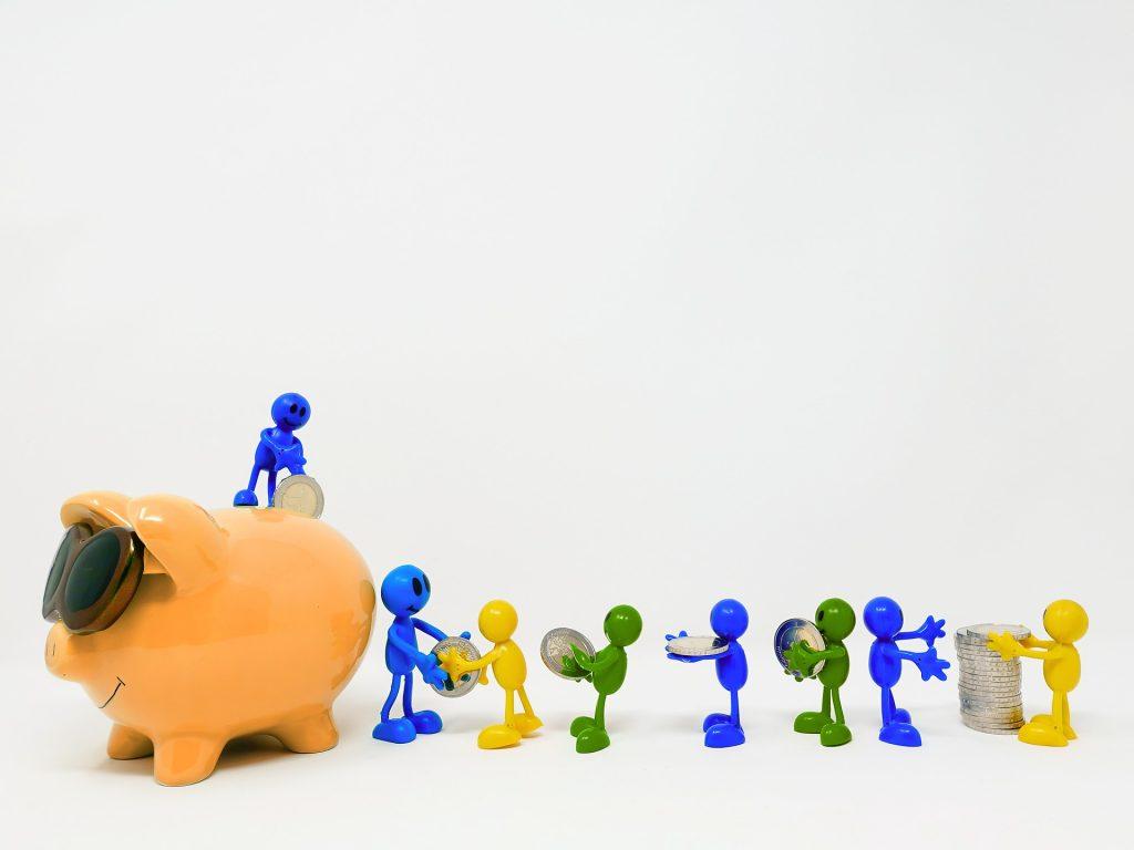 El dinero, si se invierte bien, crece con el tiempo